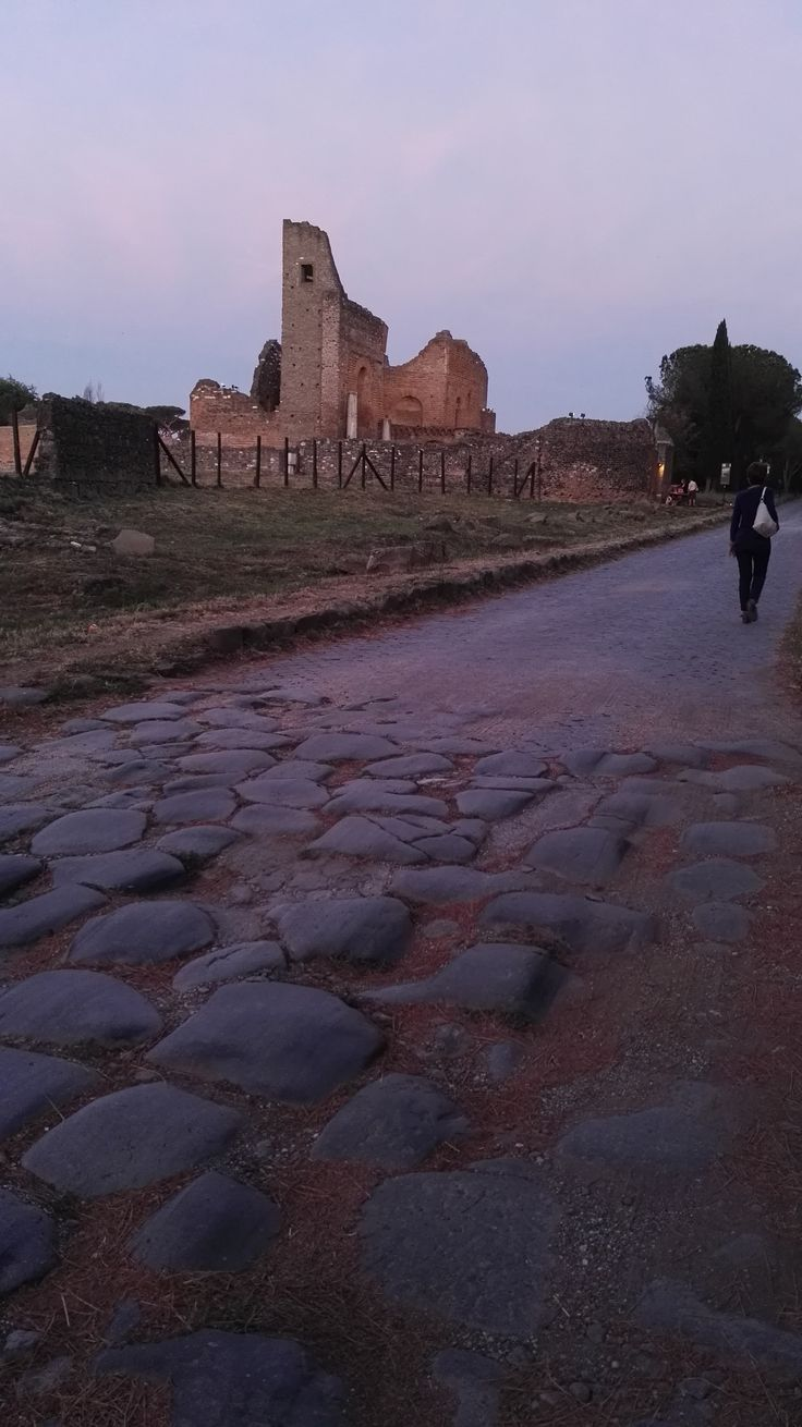 Roma - Ninfeo dei Quintili - Appia Antica