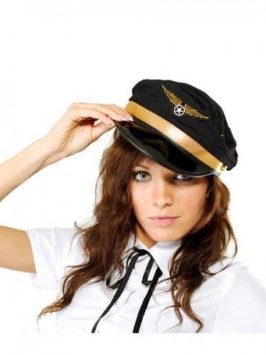 Шляпа Авиатора Le Frivole, One Size