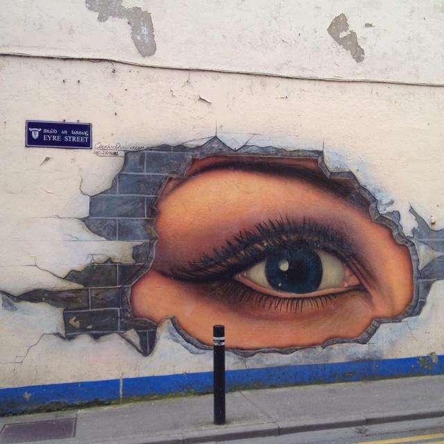 Galway murales