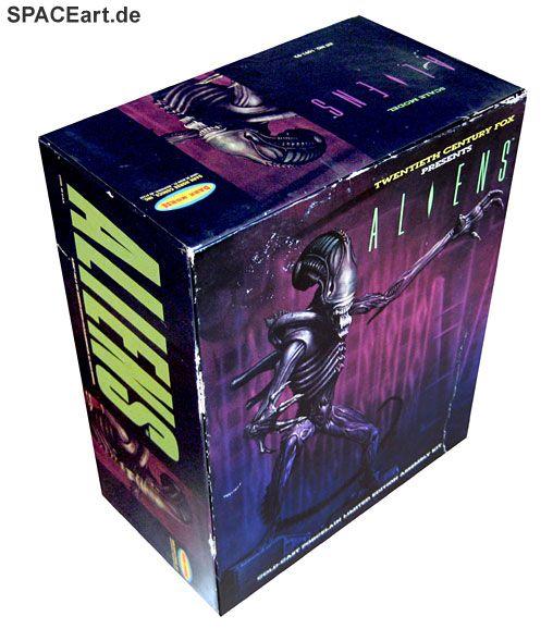 Alien 2: Alien Warrior, Modell-Bausatz ... https://spaceart.de/produkte/al007.php