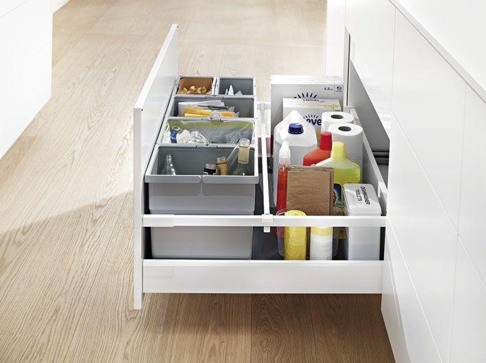die besten 25 abfallsystem ideen auf pinterest deko dosen k che bauernhaus stil k che und. Black Bedroom Furniture Sets. Home Design Ideas