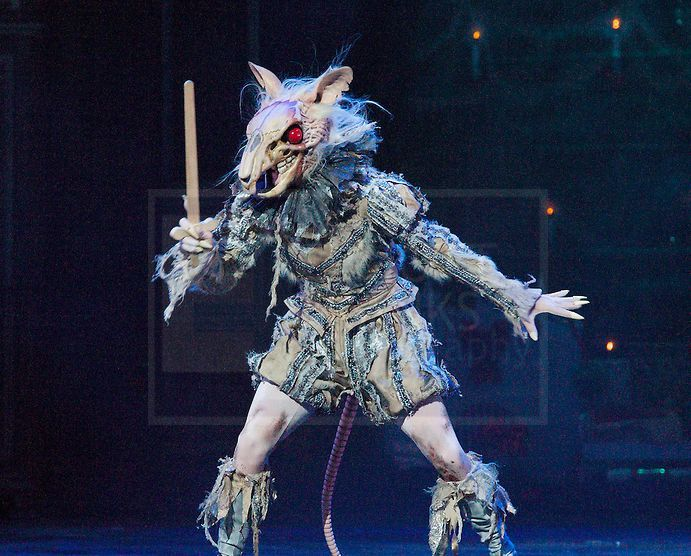 "forthegothicheroine: "" weremime: ""im just looking up the rat king from the nutcracker and i love this one "" Well that's going to haunt my nightmares for eternity. """