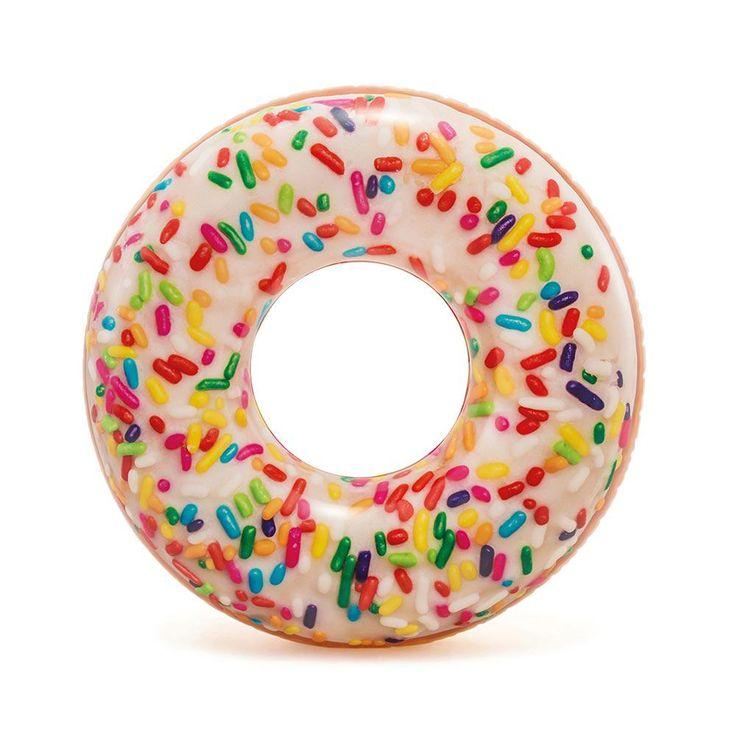 Intex Sprinkle Donut Tube Pool Float