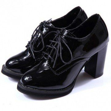 Amazing CHANNING OXFORD SHOES -- Hand Finished With A Wash Of Color These Oxfords Take A Post-modern ...