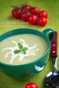 supa crema de dovlecei 1