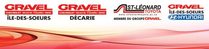 http://groupegravelauto.com/g/241801 Gagnez une voiture! -  Win a car! Le Groupe Gravel Auto ( Gravel IDS, Gravel Décarie, Hyundai Ile des Soeurs et Gravel Toyota ) fait tirer une voiture, participez, c'est facile et gratuit!  ===============================  Participate and win a new car with Groupe Gravel Auto!  ( Gra