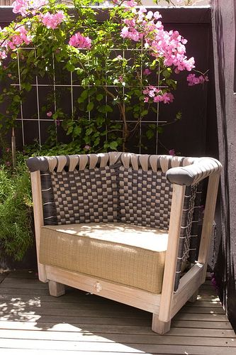 Imiso Woven Chair