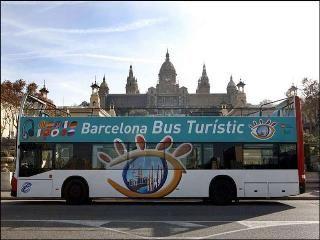 ★ 2층버스투어 바르셀로나 (1일권) ★ City Sightseeing Barcelona