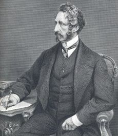 """Edward George Earle Lytton Bulwer-Lytton, 1st Baron Lytton PC (25 May 1803 – 18 January 1873), was an English politician, poet, playwright, and novelist. He was immensely popular with the reading public and wrote a stream of bestselling novels which earned him a considerable fortune. He coined the phrases """"the great unwashed"""", """"pursuit of the almighty dollar"""", """"the pen is mightier than the sword"""", as well as the famous opening line """"It was a dark and stormy night""""."""