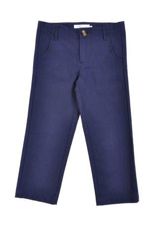 Pantalon para niño, en color azul oscuro.