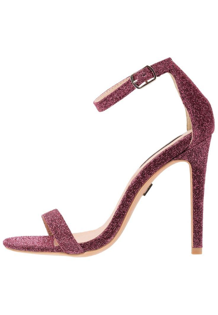 ¡Consigue este tipo de sandalias de tacón de Lost Ink ahora! Haz clic para ver los detalles. Envíos gratis a toda España. Lost Ink PARTY HEELED SANDAL Sandalias bright pink: Lost Ink PARTY HEELED SANDAL Sandalias bright pink Zapatos   | Material exterior: tela, Material interior: cuero de imitación/tela, Suela: fibra sintética, Plantilla: cuero | Zapatos ¡Haz tu pedido   y disfruta de gastos de enví-o gratuitos! (sandalias de tacón, tacon, tacones, tacón medio, heel, heels, high-hee...