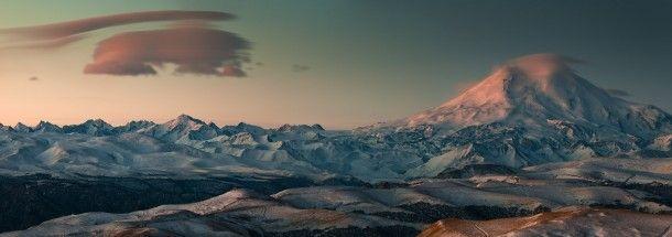 Mt Elbrus Russia  #landscape #elbrus #russia #photography