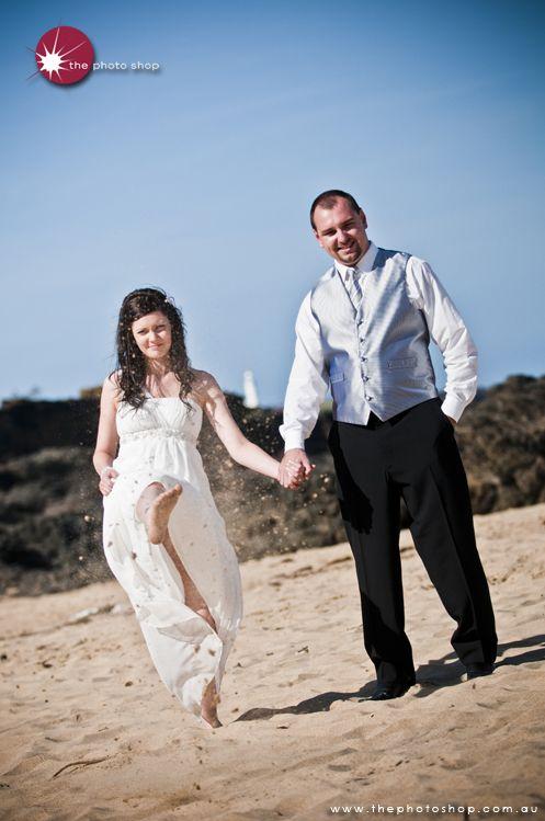 Kiama lighthouse wedding invitations