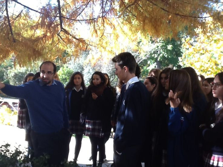 1º Bach en Real Jardín Botánico de Madrid