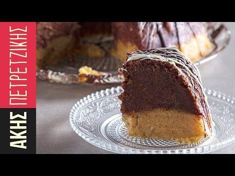 Χαλβάς με Πορτοκάλι & Σοκολάτα | Kitchen Lab by Akis Petretzikis - YouTube
