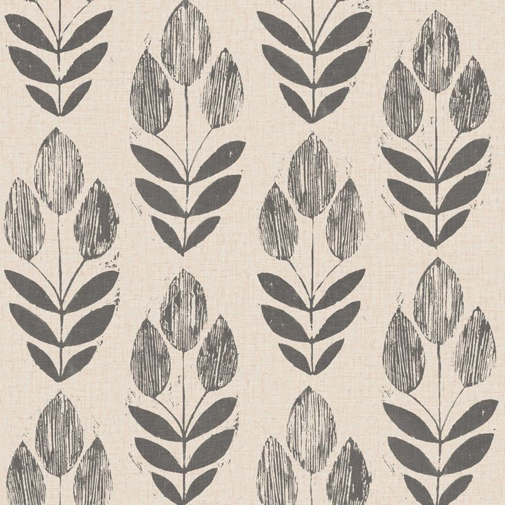 Shop Brewster Wallcovering White and Black Strippable Non