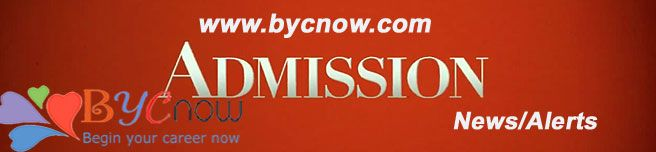 Delhi University undergraduate admission 2016  Last Date: 19/06/2016 Visit for apply-http://bycnow.com/