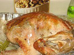 Trader Joes Brined Turkey - its sooooo yummy ;0]