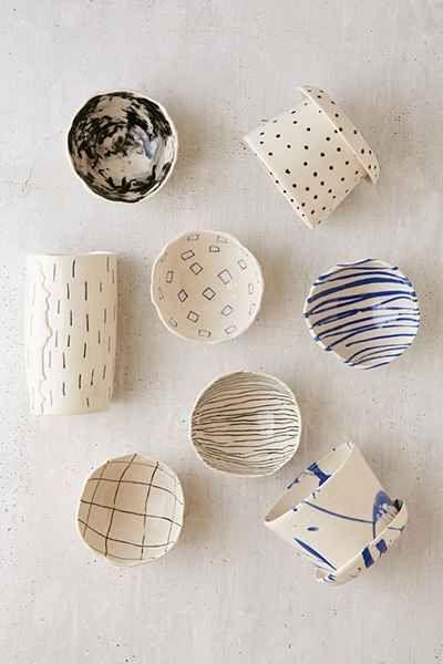 Petits bols Drippy BTW Ceramics