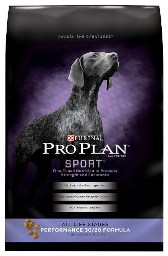 Purina Pro Plan Dry Dog Food, Sport, Performance 30/20 Formula, 37.5-Pound Bag, Pack of 1 *** Click on the image for additional details.
