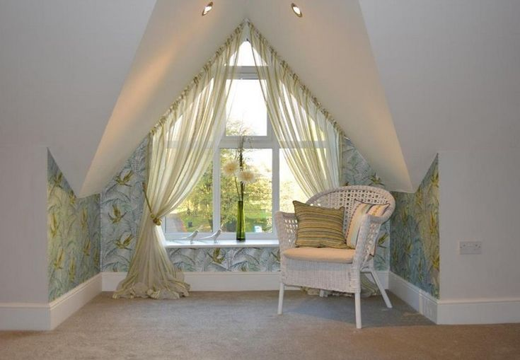 curtains for large apex windows - Google Search