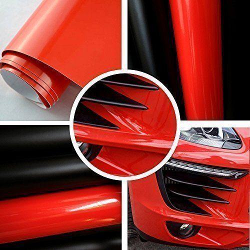 Die besten 25 car wrapping folie ideen auf pinterest for Klebefolie rot hochglanz