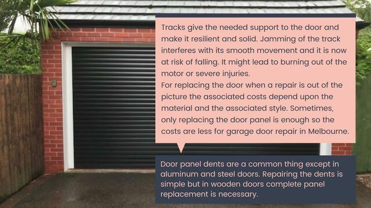 Any Problems With The Motor Affect The Door Opener Too And This Requires Roller Door Repair For Replacing The Opener The Tech In 2021 Door Repair Roller Doors Repair