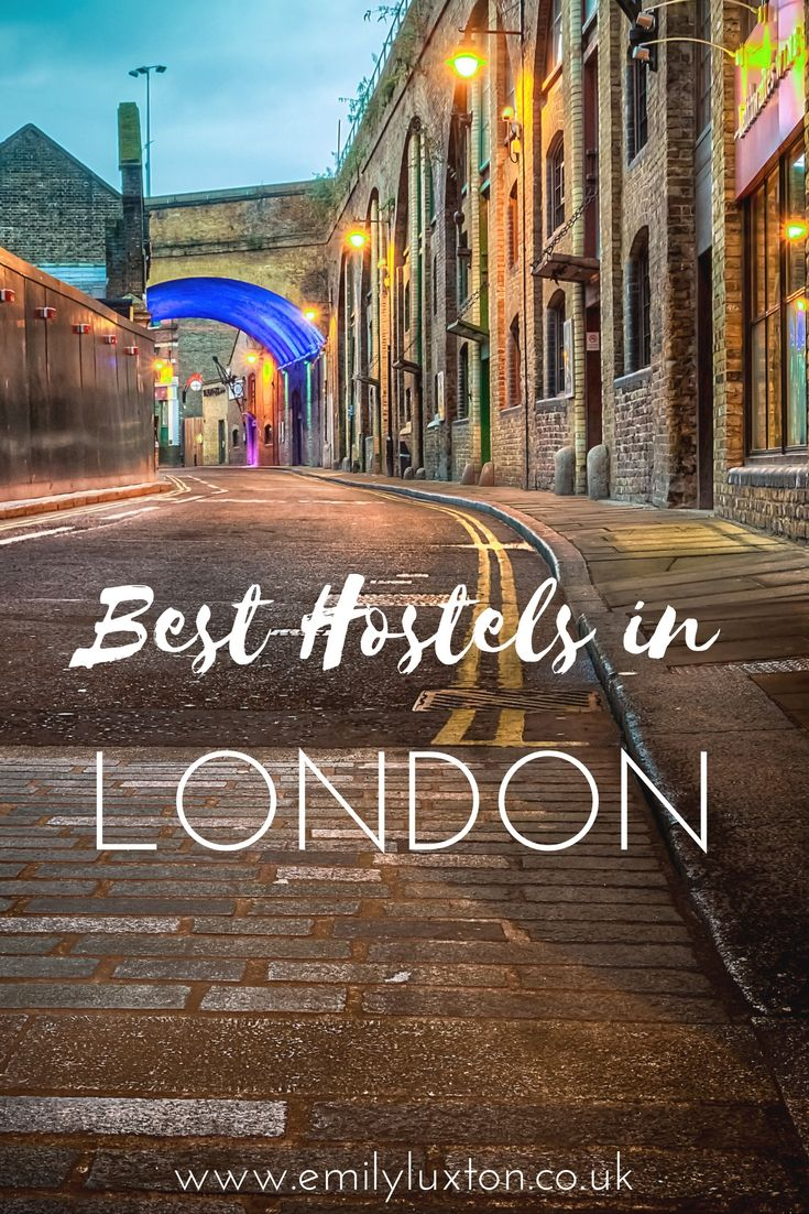 An in-depth and exhaustive guide to the best hostels in London, divided into four categories: historic, social, premium, and budget hostels...