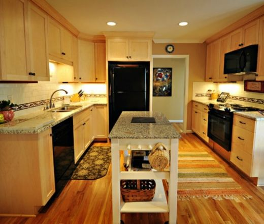 124 Best Images About Kitchens On Pinterest