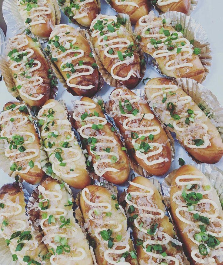 mon.28 mar.2016  パン教室でした ... お餅とベーコンのパン..  めっちゃ美味しかった  また食べたいな() ...  #パン教室 by kao0124p