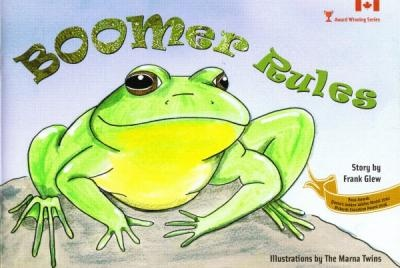 Boomer Rules by Frank Glew