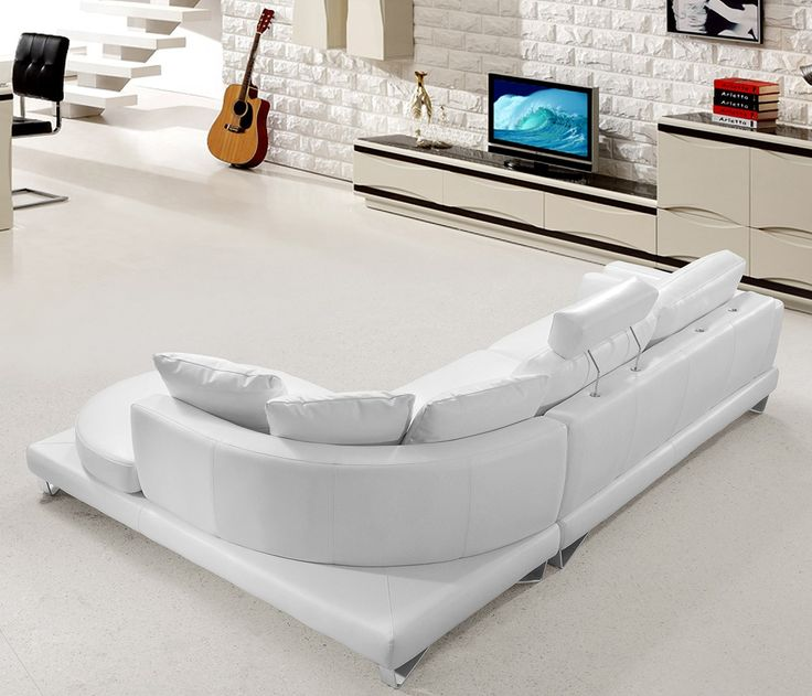 Best 25+ White sectional ideas on Pinterest Lounge ideas, Grey - white sectional living room