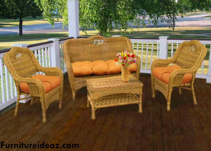 Outdoor Wicker Furniture Clearance