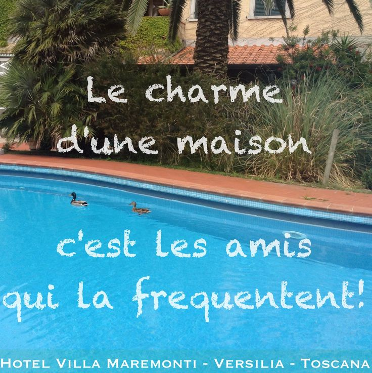 Luxury Hotel life in Forte dei Marmi