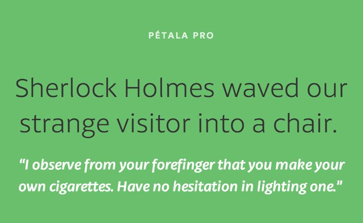 Pétala Pro - an article about fonts for the web.