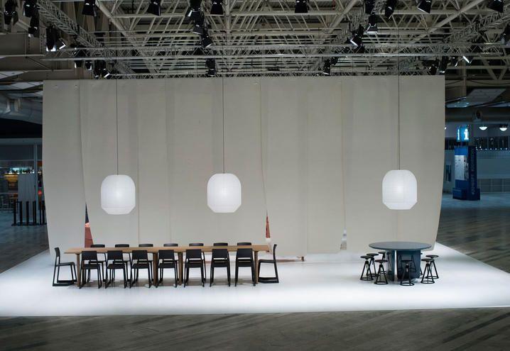 area-lounge-by-barber-osgbery-interna-stockholm-furniture-light-fair-2016-sala-con-tavoli-03.  #stockholmfurniturefair #sthlmfurnfair #2016sff #2016sdw #showingscandinavia