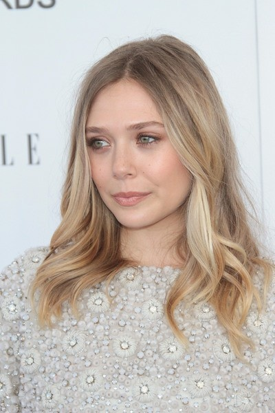 Elizabeth Olsen soft blonde