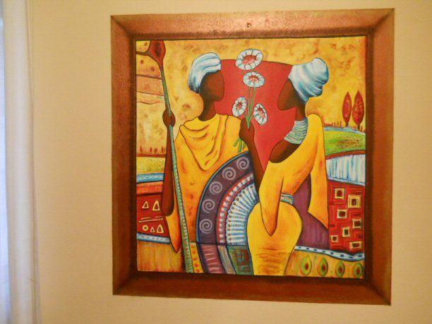 Maria Elisabetta Mion – Dipinti murali visto su http://www.creativinvista.it
