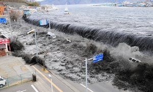 How climate change triggers earthquakes, tsunamis and volcanoes | World news | The Guardian