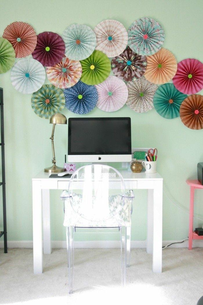 Die besten 25+ Do it yourself wanddeko Ideen auf Pinterest - wohnung dekorieren selber machen
