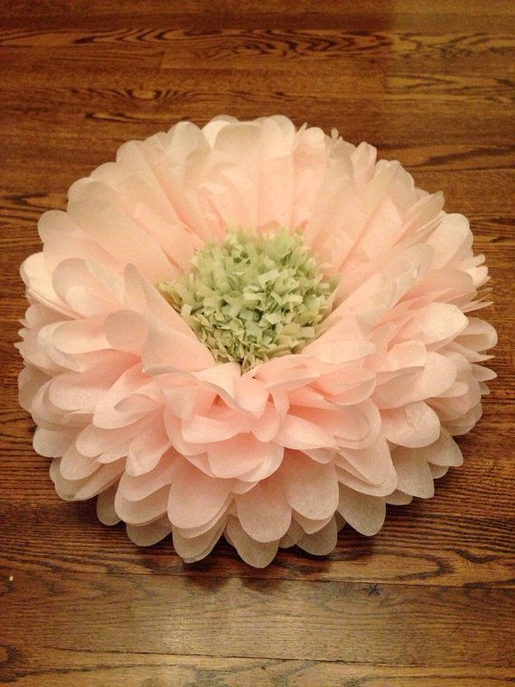 Exclusive giant flower hand made pom poms https://www.etsy.com/listing/183534962/set-of-6-giants-tissue-paper-flowers-pom
