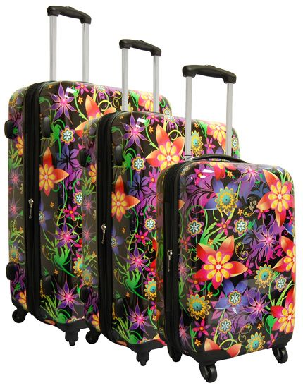 19 best Trendy suitcases images on Pinterest | Suitcases, Luggage ...