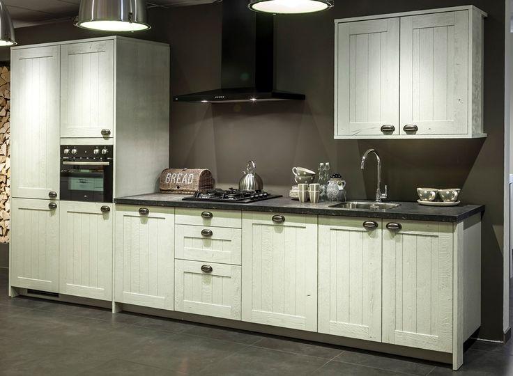 Afbeeldingsresultaat voor rechte keuken