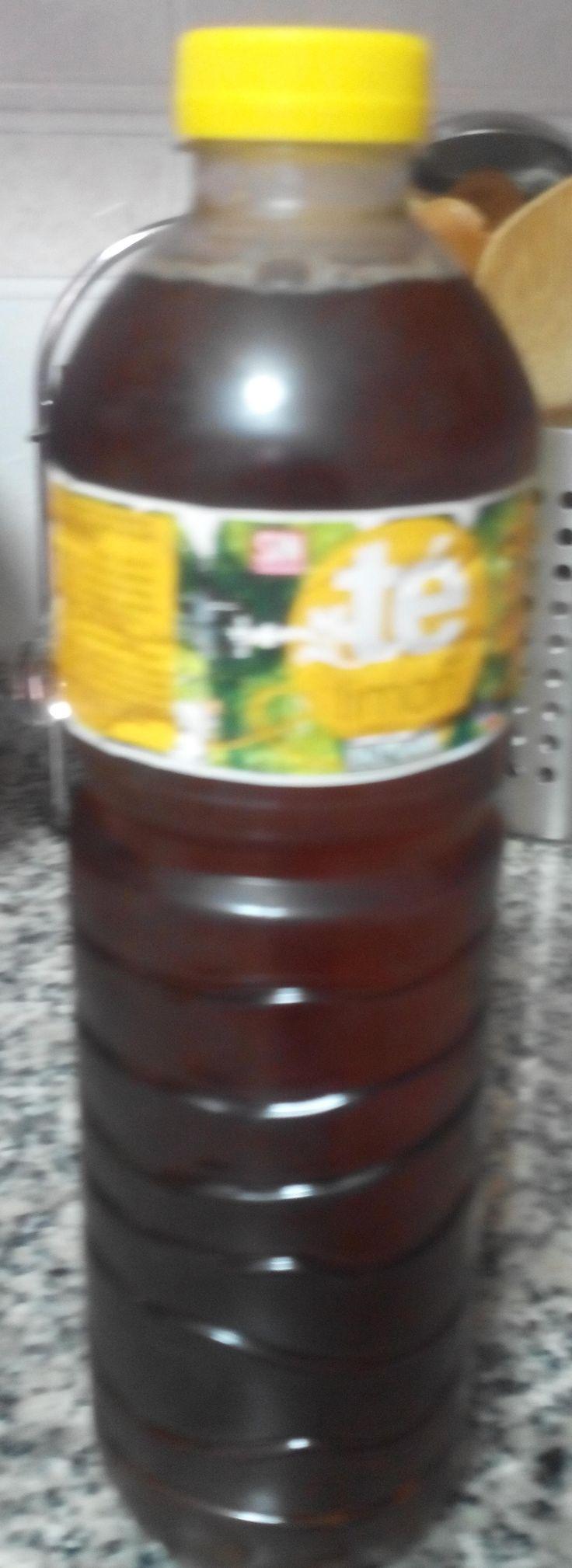 Té al limón sin azúcar Hacendado (Mercadona) 0 p