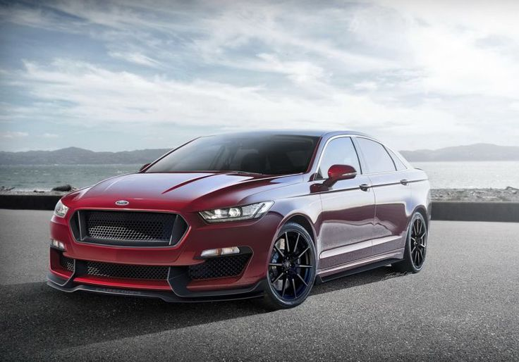 next-generation great family sedan, the 2016 Ford Taurus SHO... possibility of equipping new Ford Taurus SHO 2016 with a V6, 2.7-liter EcoBoost engine...