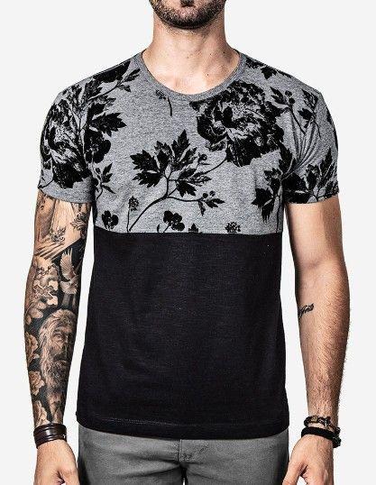 Estampados. Los tatuajes. Y mucho mas disfrutemoa de la diversidad de diseños auntenticos florales geometricos en polos y camisas para este verano. Cool!