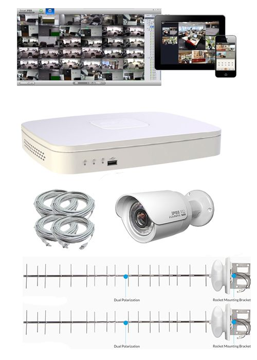 Skyway Security - Digital Security Solutions - Wireless Camera System with NVR - Non Line of Sight, $1,365.00 (https://www.skywaysecurity.com/wireless-camera-system-with-nvr-non-line-of-sight/)