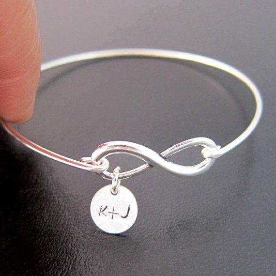 Personalized Girlfriend Gift, Valentine Gift for Her, Boyfriend to Girlfriend Anniversary Gift, Girlfriend Jewelry Girl Friend Gift Bracelet by FrostedWillow on Etsy https://www.etsy.com/listing/167833822/personalized-girlfriend-gift-valentine