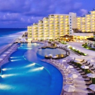 My home for 2 weeks in cancun