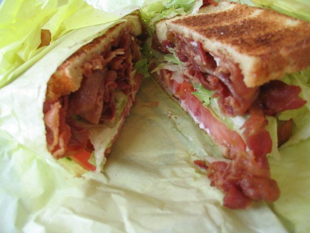 I got BLT sandwich! Which Bacon Treat Are You?